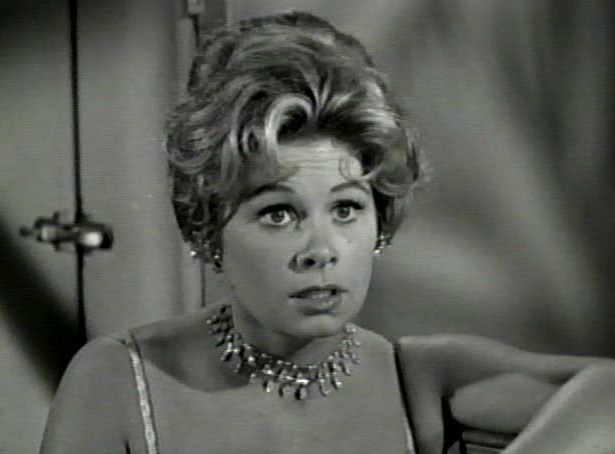 "Sue Ane Langdon in SurfSide 6's ""Local Girl."""